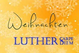 Weihnachten feiern im Restaurant Luthers Carpe Diem in Suderburg